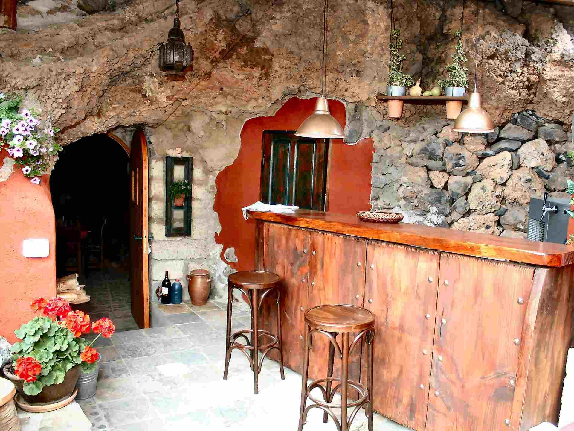 Teneriffa Ferienhaus La Casita Bar