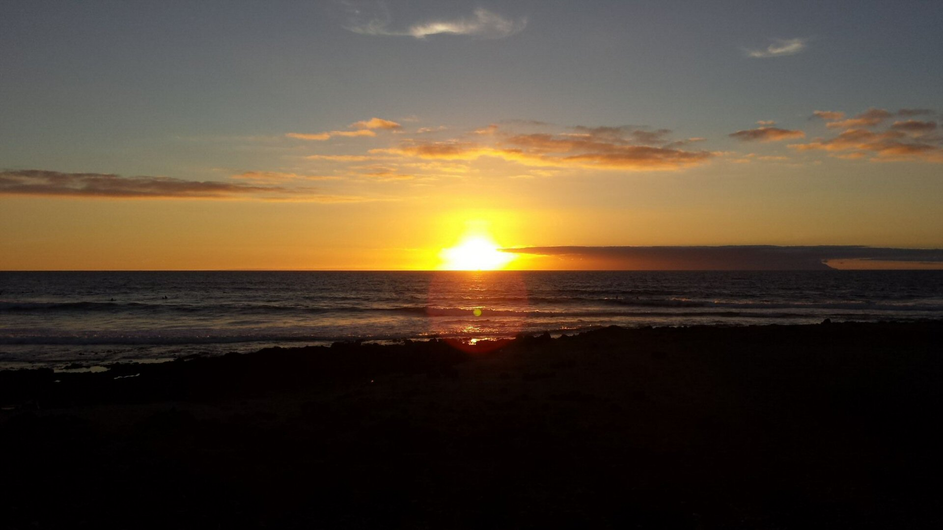 Sonnenuntergang-vom-Ferienhaus-z