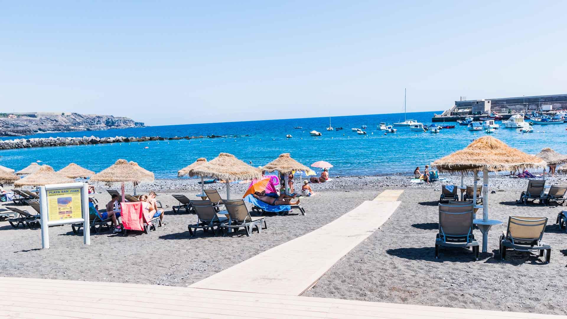 Strand Playa San Juan