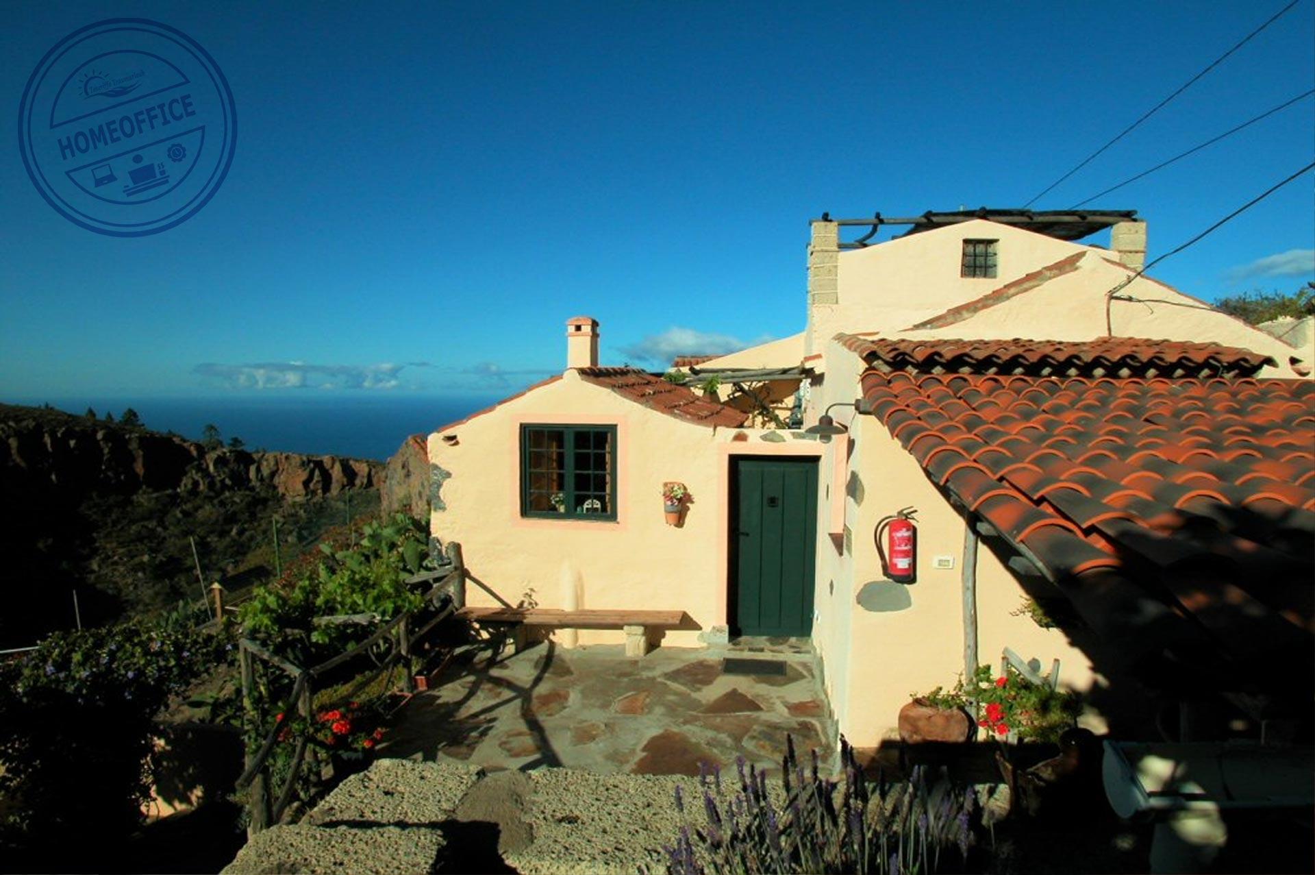 Ansicht von Casa Verde