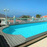 Pool Apartment Vistamar