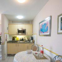 Teneriffa Vistamar 3 Küche Esstisch